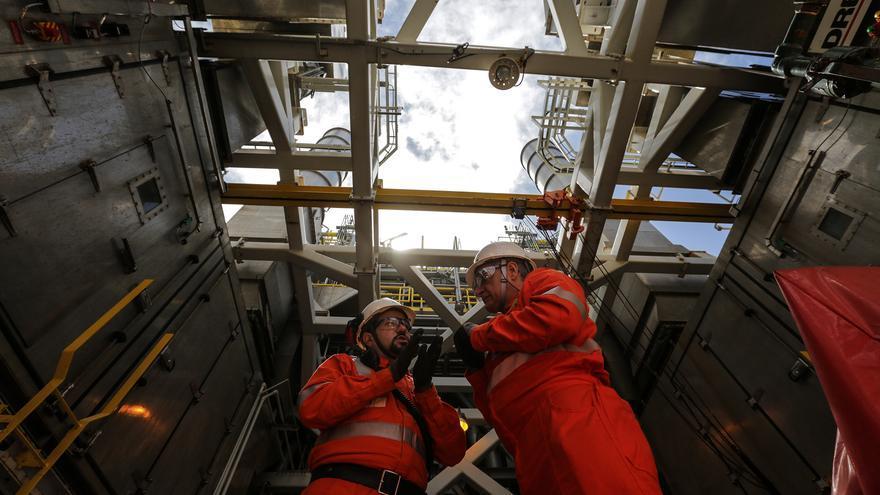 La producción brasileña de petróleo y gas se redujo un 7,67 % en enero