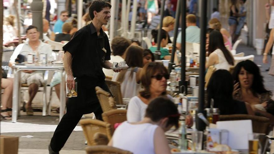 La afiliación a la Seguridad Social en el sector del turismo sube un 3,9 % en octubre