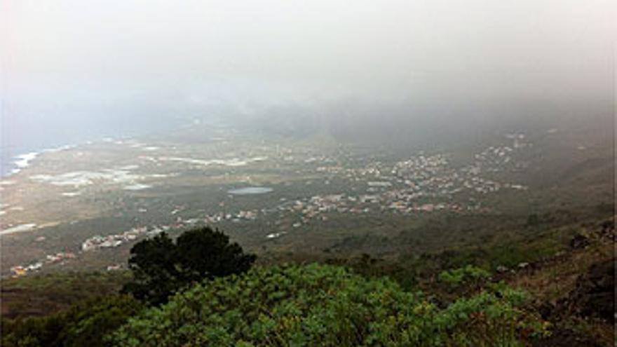 Panorámica del municipio de Frontera. (CANARIAS AHORA)