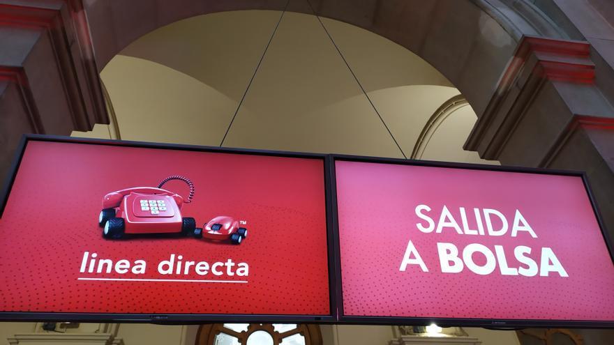Línea Directa gana 58,2 millones hasta junio, un 1,2 % menos