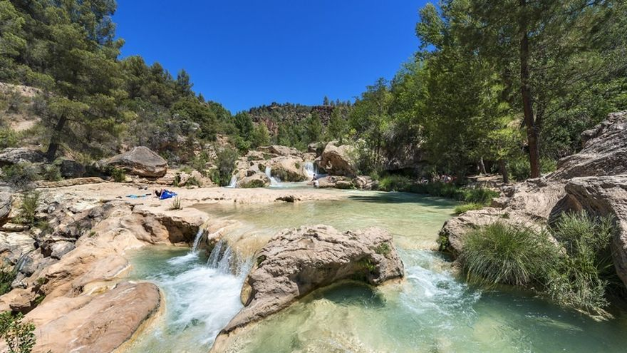 Las Chorreras del Río Cabriel ya son Monumento Natural