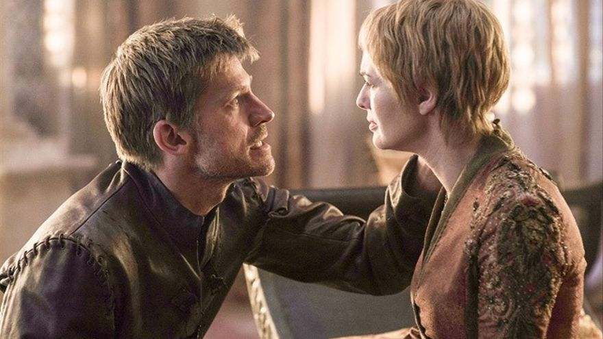 Los productores de 'Tronos' descifran la misteriosa mirada que Jaime lanza a Cersei