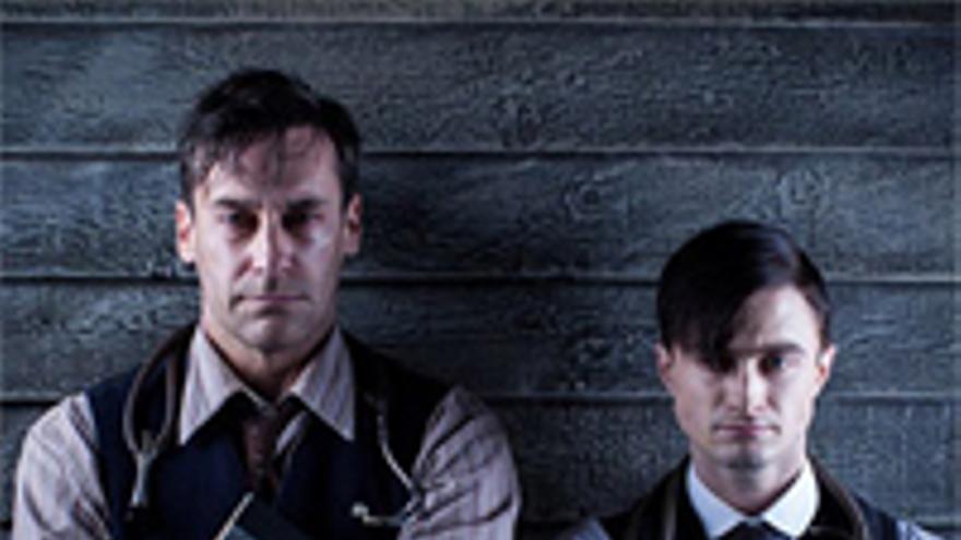 ¿Qué hacen Don Draper y Harry Potter en una misma serie?