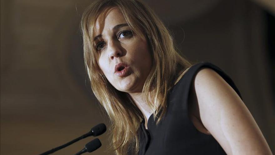 """Tania Sánchez se pregunta con quién estará Gabilondo, """"¿con el pueblo o con las corbatas?"""""""