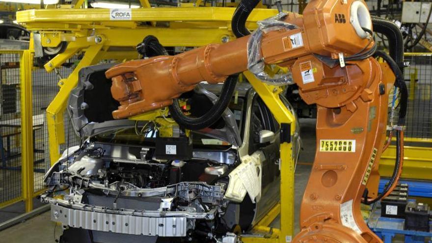 """La planta de Ford sigue """"patas arriba"""" y volverá a la producción el día 20"""