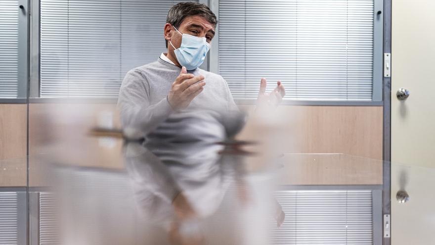 """""""Mientras esta pandemia esté dañando no hago una reunión ni de 5 minutos para discutir la posibilidad de ser candidato"""", dice Quirós"""