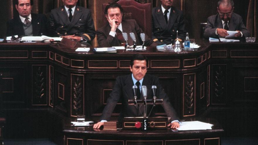 Adolfo Suárez, en una foto de archivo