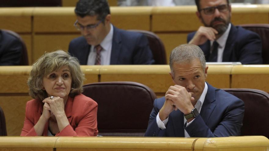La senadora del PSOE María Luisa Carcedo será la Alta Comisionada para la Pobreza Infantil
