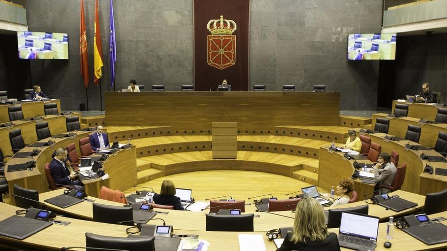 El Parlamento de Navarra celebra este viernes un pleno para convalidar las medidas frente al coronavirus