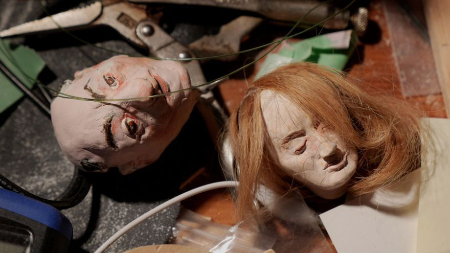 'El hacedor de marionetas' de Janet Cardiff y Daniel Bures Miller en el Palacio de Cristal del Buen Retiro