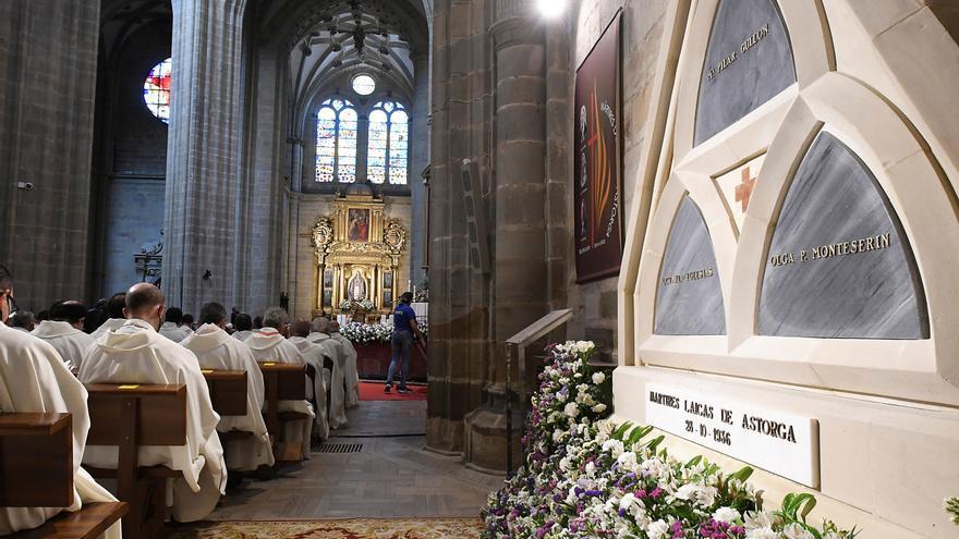 Beatificadas en Astorga (León) tres enfermeras asesinadas en la Guerra Civil