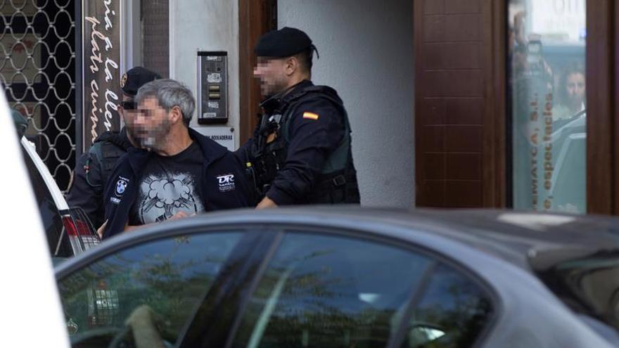 La Audiencia Nacional revisa hoy la prisión de 5 de los 7 CDR detenidos
