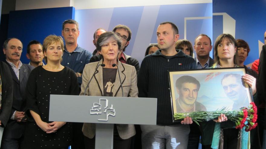 EH Bildu reclama que el Parlamento vasco instale una placa en memoria de Brouard, asesinado por el GAL