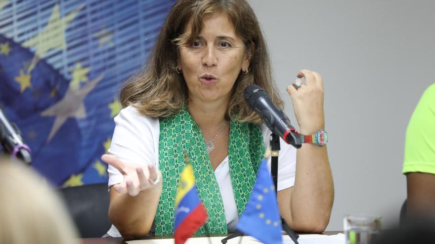 La UE nombra a su exdelegada en Venezuela como representante de Cuba