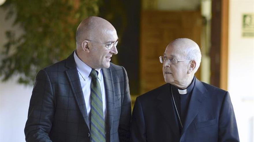 Blázquez expresa la solidaridad de Iglesia de España con cristianos de Egipto