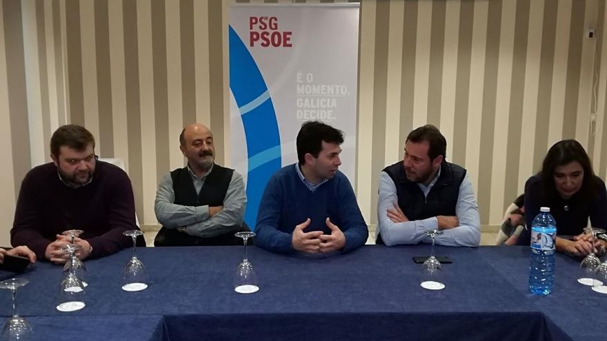 """Portavoz PSOE dice que una retirada del 155 en Cataluña """"va a depender"""" del gobierno que salga de las elecciones"""