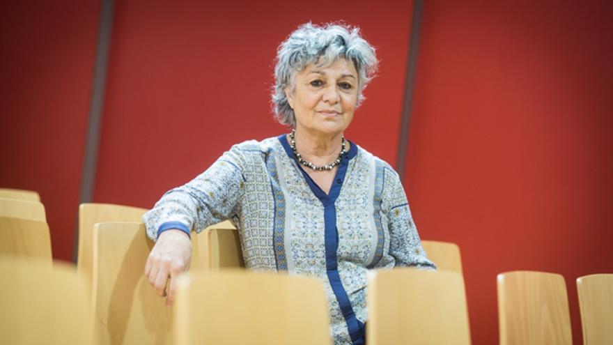 Lola Roldán es profesora de Historia del Arte