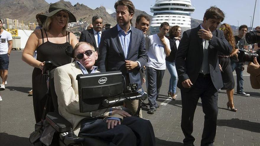 """Stephen Hawking sostiene que """"ahora mismo no sé todavía por qué existe el Universo"""""""