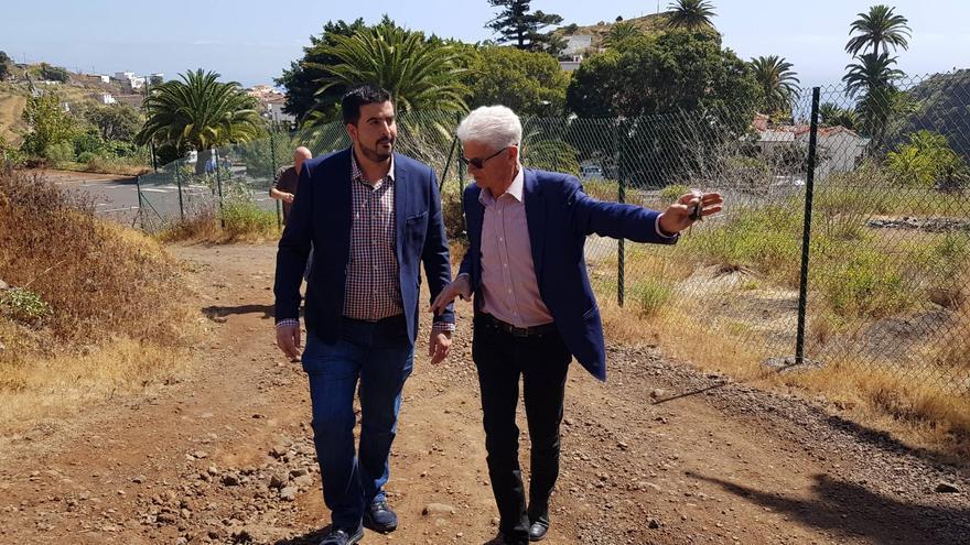 Borja Perdomo y Borja Hernández.