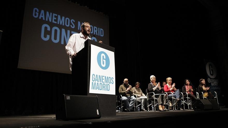 La dirección de IU no es partidaria de concurrir a las municipales mediante la fórmula electoral que propone Podemos