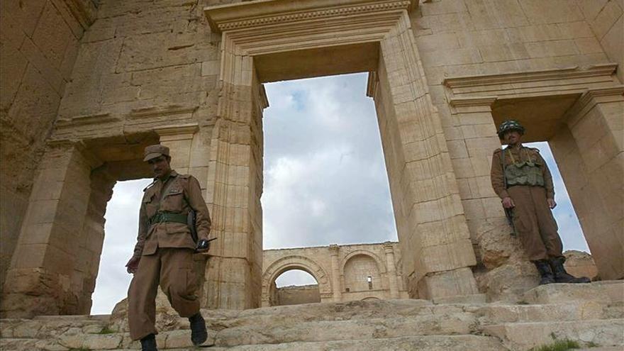 El EI destruye la antigua ciudad iraquí de Hatra, Patrimonio de la Humanidad