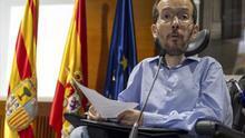 """Podemos advierte al PSOE de que el pacto para Aragón no es """"cheque en blanco"""""""