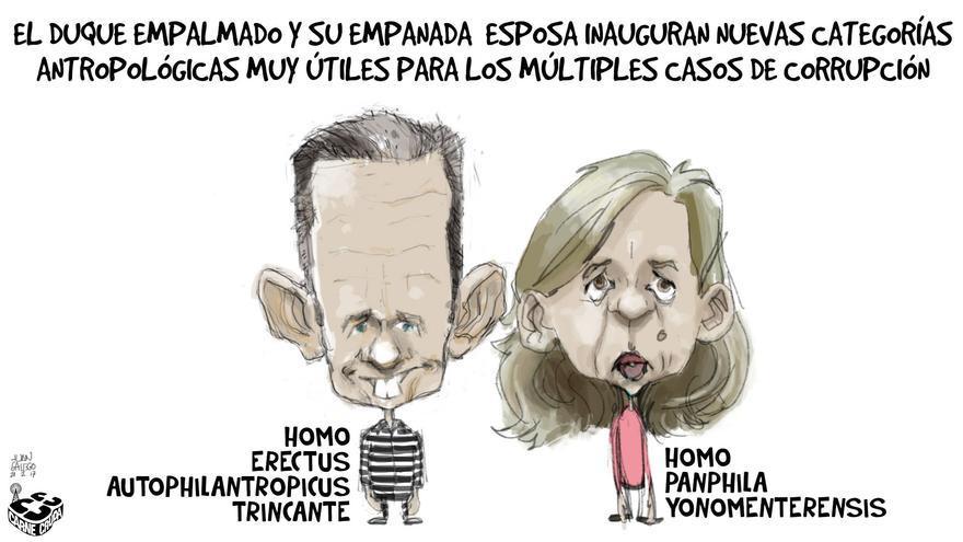 Homo trincante