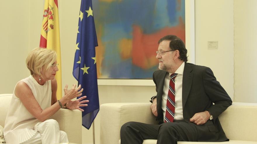 """UPyD pide sumarse al pacto antiterrorista de PP y PSOE para combatir """"el principal enemigo de la democracia"""""""