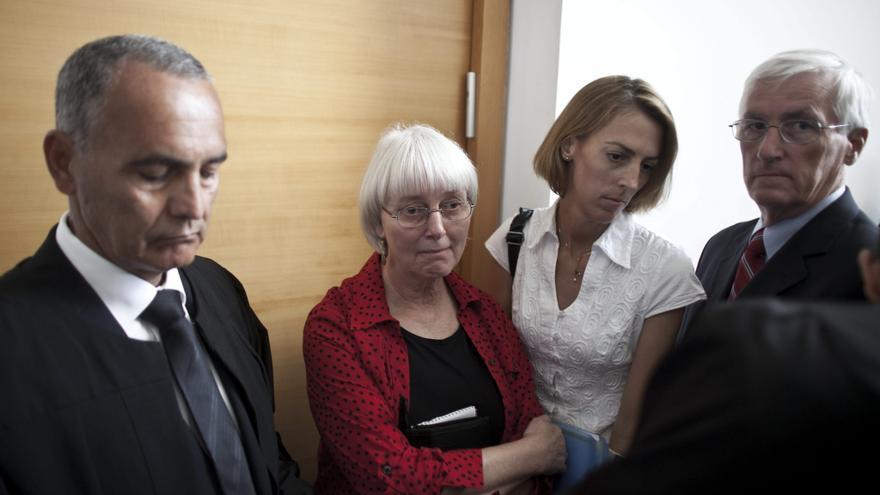 Un tribunal exculpa al Ejército de la muerte de la activista Rachel Corrie