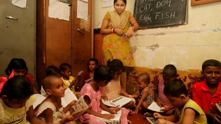 El analfabetismo en el mundo se agrava con la crisis de los refugiados