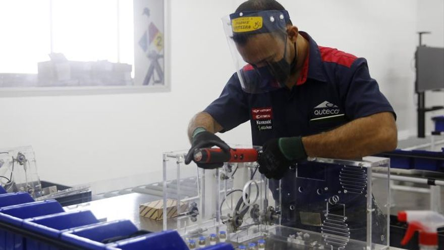 Medellín comienza a producir ventiladores para tratar afectados por COVID-19