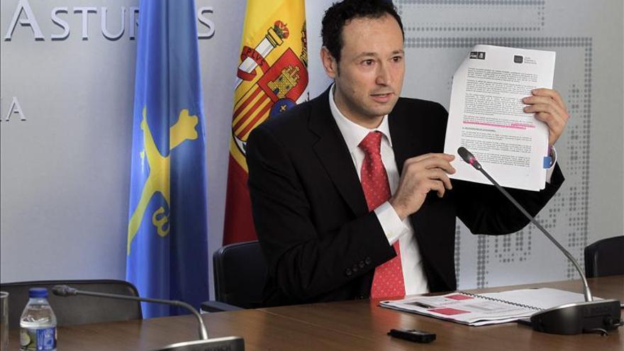 """El Gobierno de Asturias continuará con """"fortaleza"""" tras la retirada del apoyo de UPyD"""
