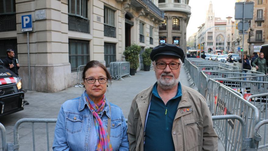 Isabel y Josep Ferrandis fueron torturados con 17 años en la comisaría de Via Laietana