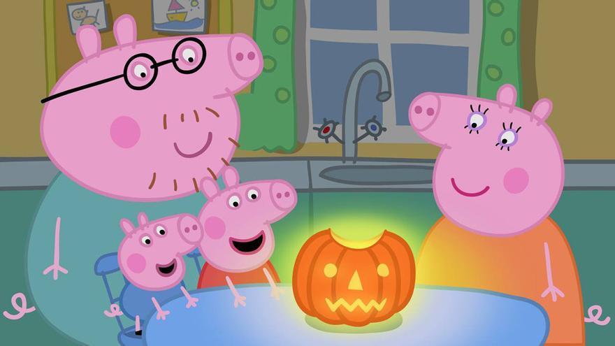 Peppa Pig, una de las series más populares de Clan