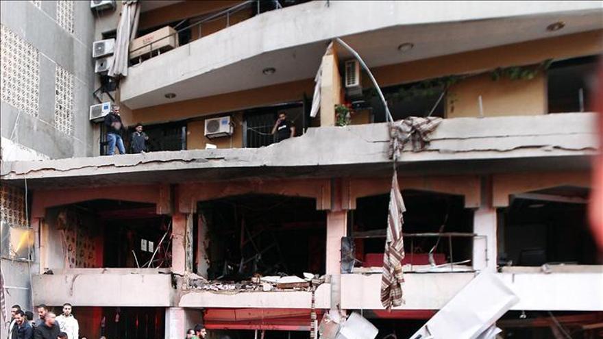 """La Liga Árabe califica de """"acto criminal"""" el atentado terrorista en Beirut"""
