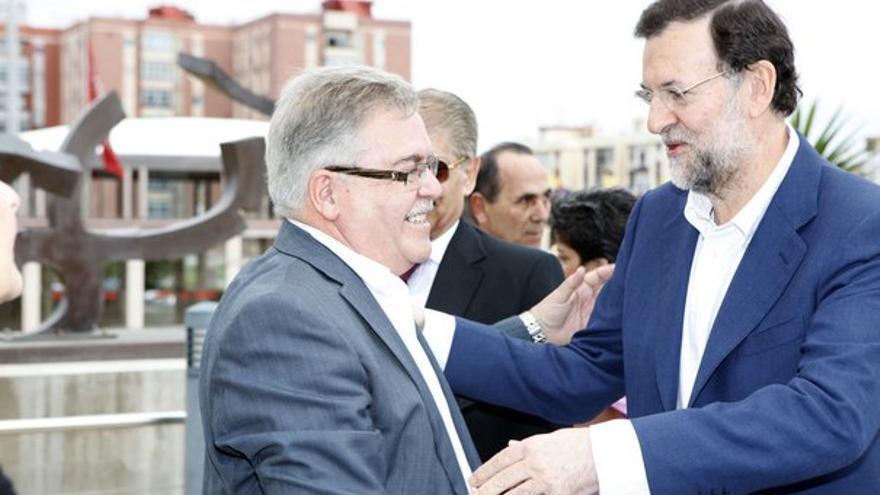 Del acto del PP canario con Rajoy #9
