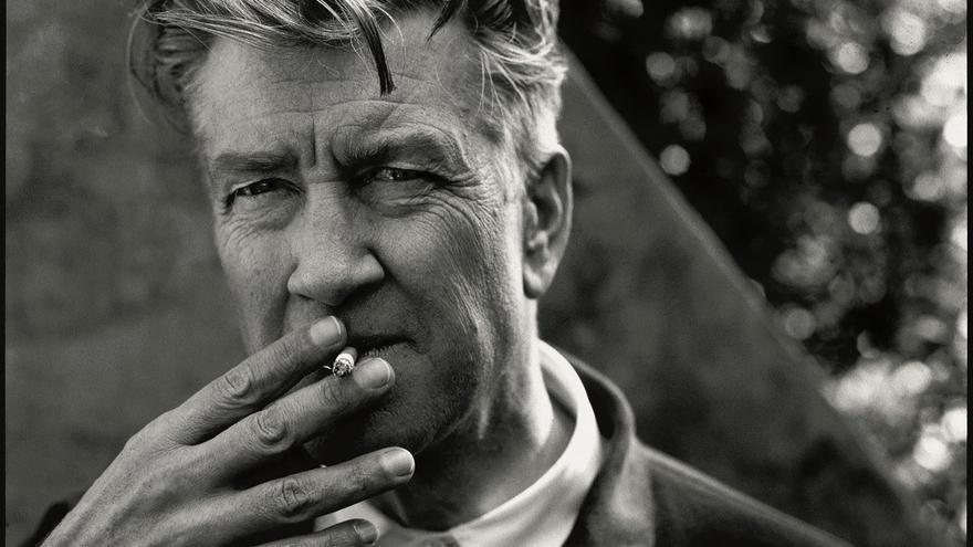 Archivo - David Lynch, Los Angeles.- Archivo