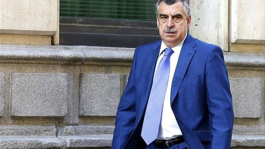 El juez Ismael Moreno, que fue acusado de prevaricación por enviar a prisión a los titiriteros. EFE