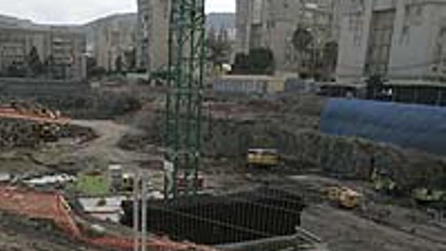 Así estaba el futuro Palacio de Justicia en 2007, cuando Australia decía que lo inauguraría.