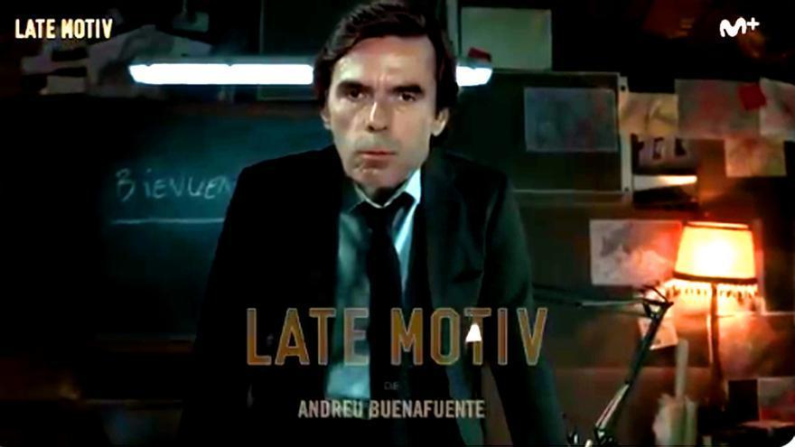 Aznar es 'El Profesor' en esta parodia de 'La casa de papel'