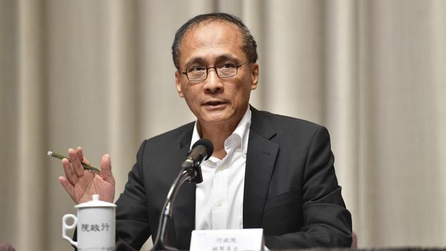 El primer ministro taiwanés dimite tras sacar adelante leyes controvertidas