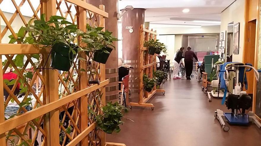 La Diputación de Álava flexibiliza las visitas en residencias para mayores con demencias