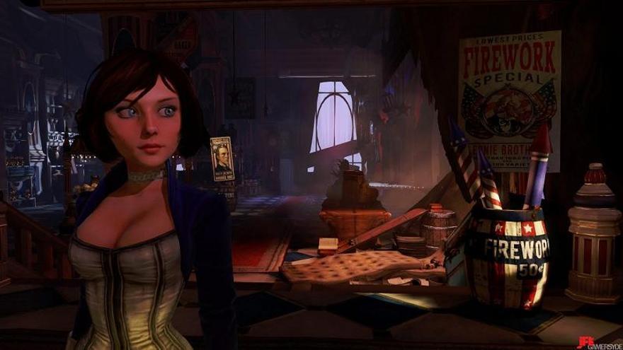 Elizabeth, personaje de Bioshock Infinite