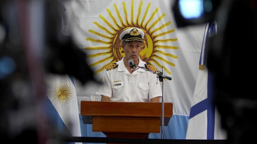 Las autoridades argentinas unen un mensaje por el submarino perdido y piden paciencia