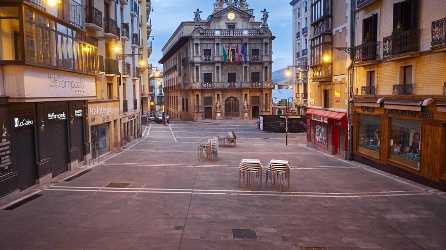 Pamplona prevé una reducción de ingresos hasta junio de 6,7 millones y un aumento de gasto de 2,2 millones