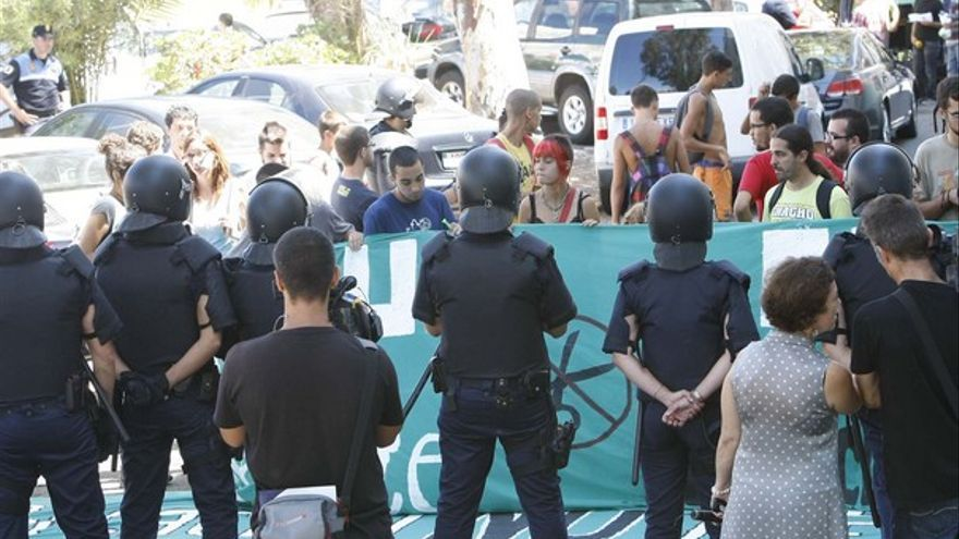 De la protesta de los Pre-parados #3