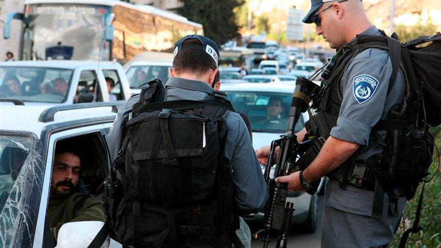 Un palestino hiere con un cuchillo a cuatro israelíes en Tel Aviv