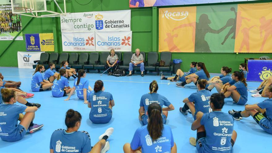 Telde autoriza la presencia de público en los partidos de la Copa Gobierno de Canarias