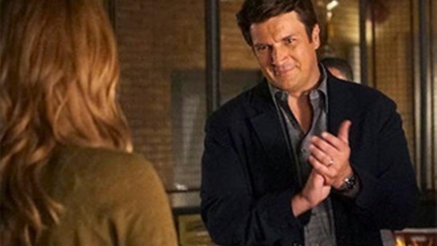 Así se complicará la relación de 'Castle' y Becket en la octava temporada