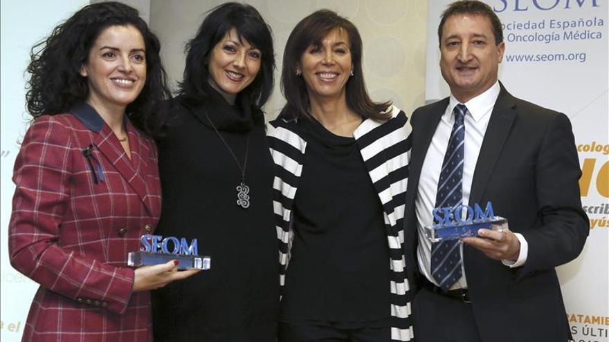 Un reportaje multimedia de EFEsalud, premio de la Sociedad de Oncología